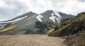Landmannalaugar unbelievable landscape in Iceland