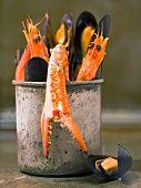 Rustic Seafood