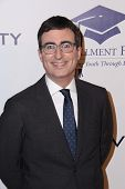 LOS ANGELES - OCT 14:  John Oliver at the Fulfillment Fund Stars Benefit Gala 2014 at Beverly Hilton