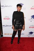 LOS ANGELES - OCT 14:  Jennifer Hudson at the Fulfillment Fund Stars Benefit Gala 2014 at Beverly Hi