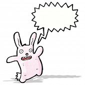 dancing rabbit cartoon