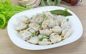 Boiled Russian Dumplings