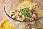Potato Salad Bowl