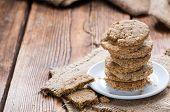 Homemade Oat Cookies