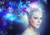 Lady universe