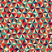 triangular seamless pattern