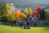 Olympic Plaza Whistler