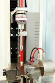 Machine For Measuring The Pressure Piston Insulin Syringe