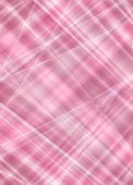 Bright intersecting lines on shining the checkered pink background