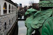 Dragon Bridge Detail