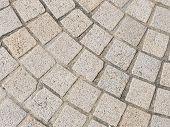 Light Square Tiles