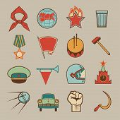 Soviet Icons Color