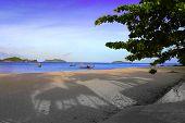 Andaman Sea Beach Blue Sky