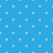 plane pattern