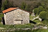 Monastery of Archangel Michael at Lefkada, Greece
