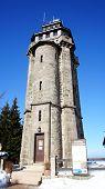 Old observation tower