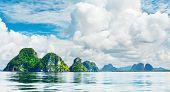 Andaman Sea Islands