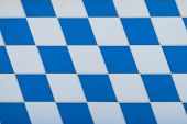 foto of chessboard  - chessboard background of blue and white cells - JPG