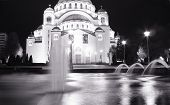 picture of serbia  - Belgrade one of attractions in town  - JPG
