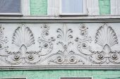 foto of art nouveau  - Architecture of the end of 19th century and beggining of 20th centure in art nouveau style in Kiev Ukraine - JPG