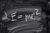 E=mc2.