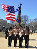 St. Patrick's Day Parade in Washington, DC