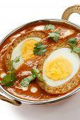 picture of kadai  - nargisi kofta curry - JPG