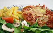 Chicken Parmigiana - Landscape