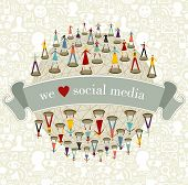 We Love Social Media Network