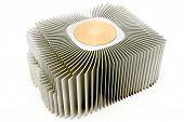 Aluminum Cpu Cooler  Heatsink