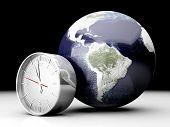 Tiempo del mundo.