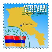 Yerevan - capital of Armenia