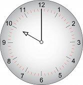 Clock Face.