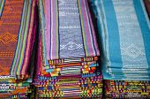 Tais Fabric In Dili East Timor, Timor Leste