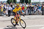 Yellow Jersey- Fabian Cancellara