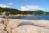 The Coast Near Tadoussac, Canada