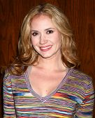 LOS ANGELES - APR 15:  Ashley Jones at the Jack Wagner Celebrity Golf Tournament benefitting the Leu