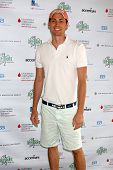 LOS ANGELES - APR 15:  Zack Conroy at the Jack Wagner Celebrity Golf Tournament benefitting the Leuk