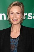 LOS ANGELES - APR 22:  Jane Lynch at the NBCUniversal Summer Pres Day 2013 at the Huntington Langham Hotel on April 22, 2013 in Pasadena, CA