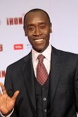 LOS ANGELES - APR 24:  Don Cheadle arrives at the