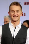 LOS ANGELES - APR 24: Jason Dolley at the premiere of Iron Man 3 at the El Capitan Theater on April