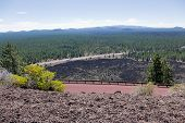 View From Newberry Volcano