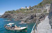 Manarola,Cinque Terre,italian Riviera,Liguria,Italy