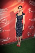 LOS ANGELES - APR 25:  Krysten Ritter arrives at the Second Annual Hilarity For Charity benefiting T