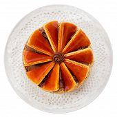 Bolo húngaro Dobos Torte-