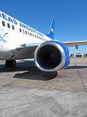 Aerolinea Argentinas Aircraft