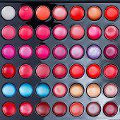 Colourful Makeup Palette