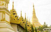 Shwedagon Pagoda Exterior