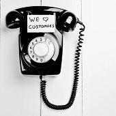 Old Fashioned Customer Service