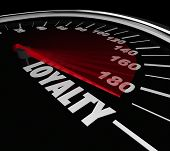 Loyalty Speedometer Measure Customer Retention